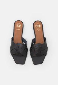 Dune London - LEXI  - Mules - black - 5