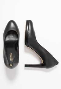 MICHAEL Michael Kors - ETHEL - High heels - black - 3