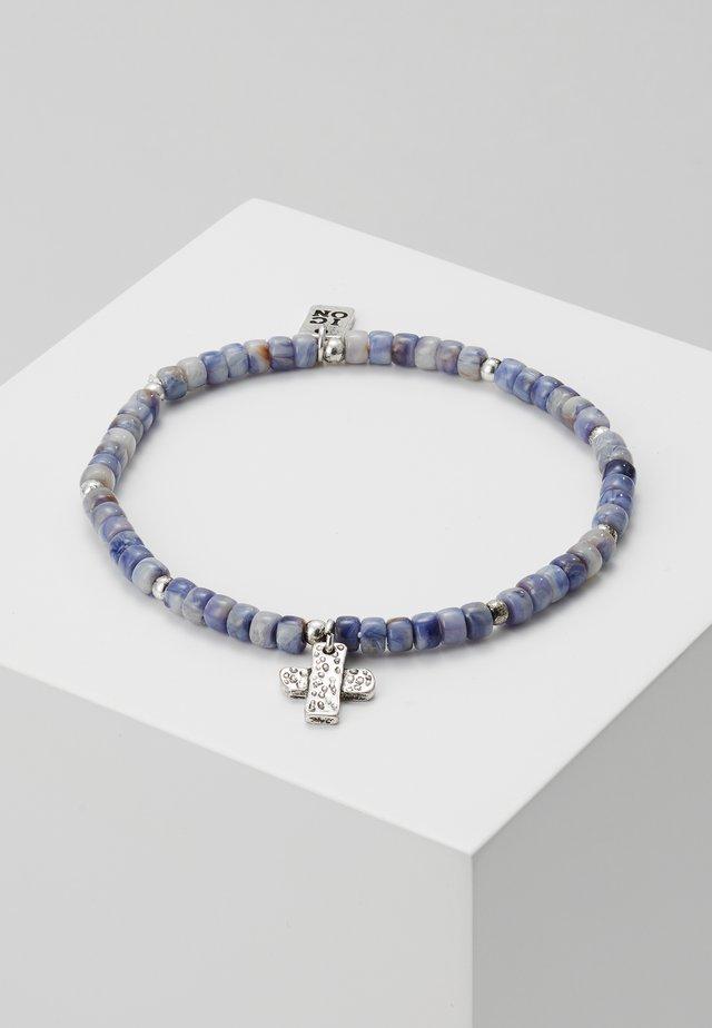 NEW CROSS BREED - Bracelet - blue