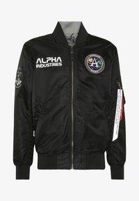 Alpha Industries - Bomber Jacket - black - 5