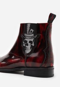 Jeffery West - SCARFACE LUCICY CHELSEA - Classic ankle boots - college red - 5