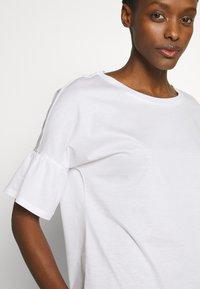 WEEKEND MaxMara - ORLANDA - Camiseta estampada - weiss - 4