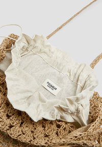 PULL&BEAR - Across body bag - sand - 6