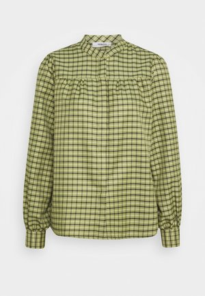 CAMILLE - Blouse - sage green