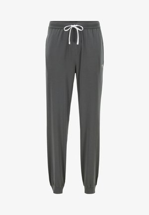 MIX&MATCH PANTS - Tracksuit bottoms - dark green