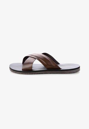 CAMPLI - Pantofle - brown