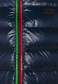 Duvetica - CUVIGO - Gewatteerde jas - dark blue - 2