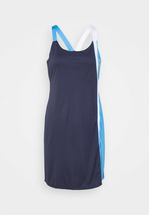 DRESS ELIZABETH - Sports dress - peacoat