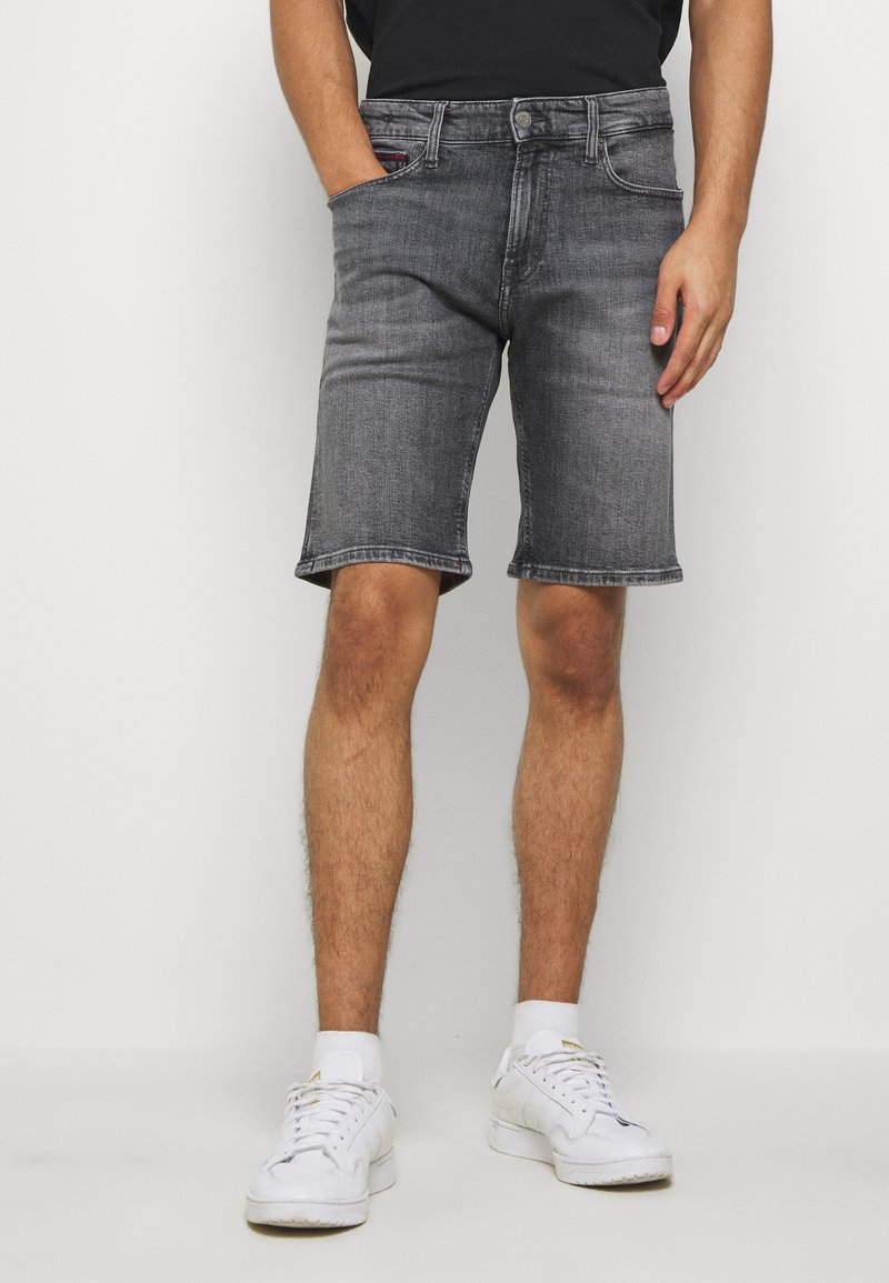 Tommy Jeans - SCANTON - Denim shorts - court