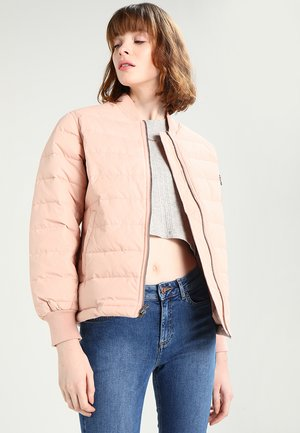 Down jacket -  dusk pink
