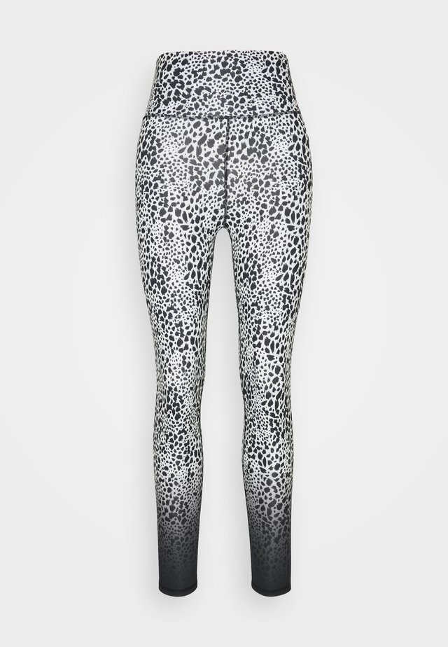 LIFESTYLE - Legging - scratchy ombre