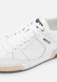 "Mercer Amsterdam - BASKET ""89 - Trainers - white - 5"