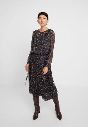 GIZA DRESS - Košilové šaty - navy