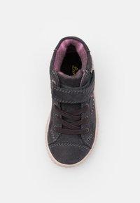 Lurchi - YASMIN TEX - Sneakersy wysokie - charcoal - 3