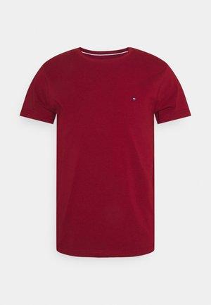 STRETCH SLIM FIT TEE - Camiseta básica - regatta red