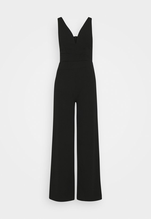 TATUM V NECK  - Jumpsuit - black