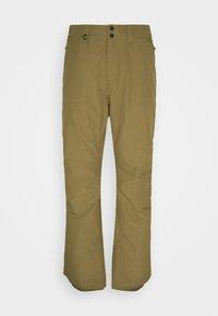 Quiksilver - ESTATE - Snow pants - military olive - 4