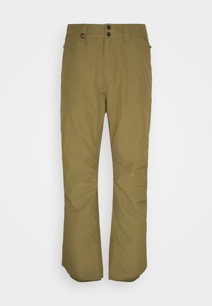 ESTATE - Snow pants - military olive
