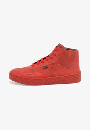 DEX - Baskets montantes - red