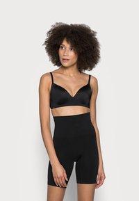 Cotton On Body - SMOOTHER SHAPER HIGH WAIST SHORT - Shapewear - black - 1