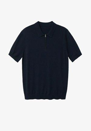 Polo - marineblauw