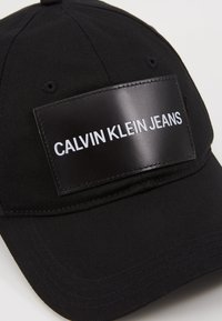 Calvin Klein Jeans - INSTITUTIONAL  - Casquette - black - 5