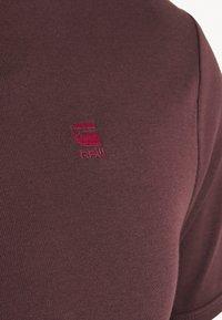 G-Star - BASE 2 PACK - Basic T-shirt - dark fig - 6