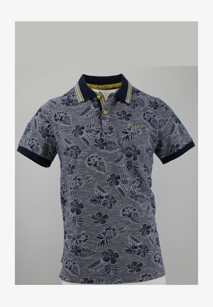Polo shirt - native navy