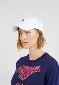 Polo Ralph Lauren - CLASSIC SPORT - Cap - white - 4