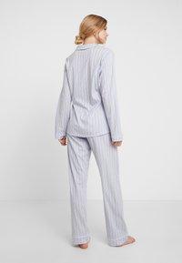 Calida - SWEET DREAMS SET - Pyjamas - peacoat blue - 2