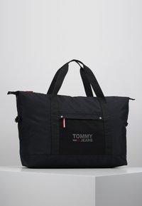 Tommy Jeans - COOL CITY DUFFLE - Sportovní taška - black - 5