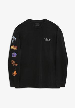 MN STILL LIFE LS - Long sleeved top - black