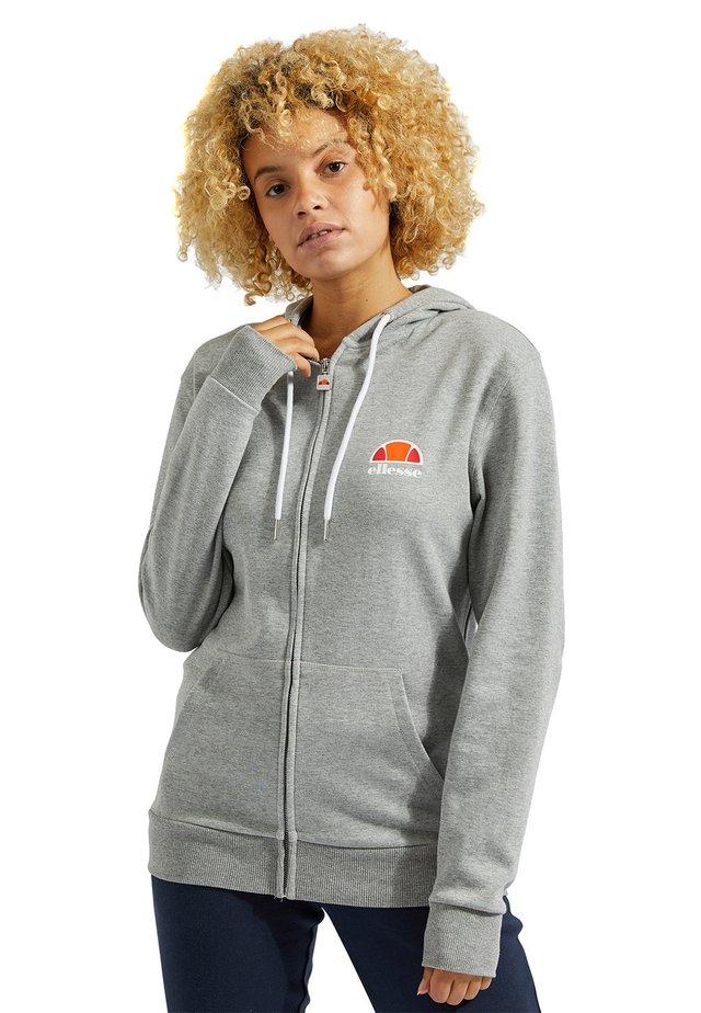 DAJE - Zip-up hoodie - grau