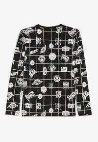 Name it - NKMOLIVANDER SLIM BOX - Long sleeved top - black - 1