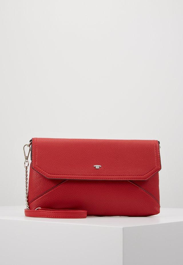 VITTORIA - Clutch - red