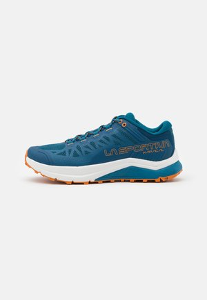 KARACAL - Trail running shoes - space blue/maple