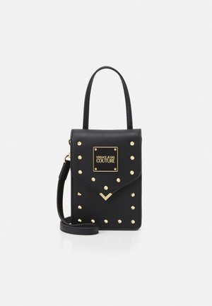STUDS REVOLUTION CROSSBODY - Kabelka - nero