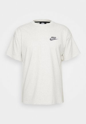 Basic T-shirt - multi-color/white