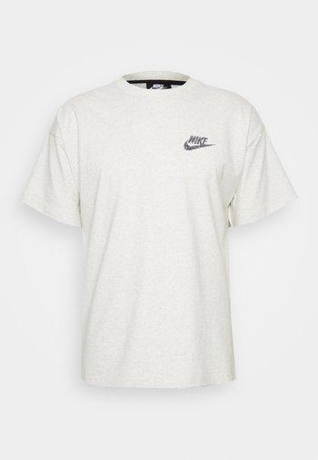 T-shirts basic - multi-color/white