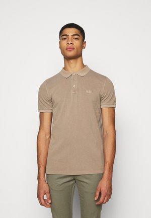 AMBROSIO - Poloshirt - beige