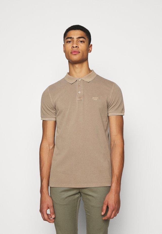 AMBROSIO - Poloskjorter - beige