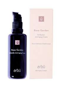 arbū - FACIAL CREAM ROSE GARDEN PERFECTION ANTI-АGING ORGANIC CREAM - Anti-Aging - - - 1