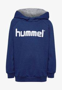 Hummel - Hoodie - true blue - 0