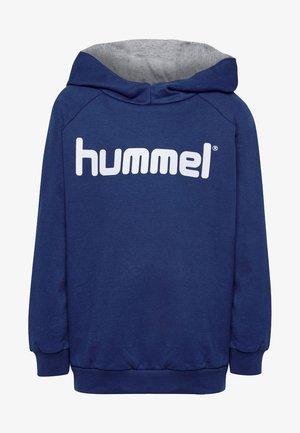Hoodie - true blue
