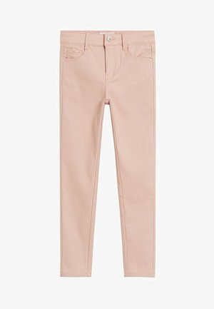COATED - Jeans Skinny Fit - roze