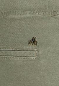 Mos Mosh - LEVON FLOW PANT - Trousers - soft moss - 2
