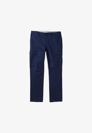 CORE - Cargo trousers - dark sapphire