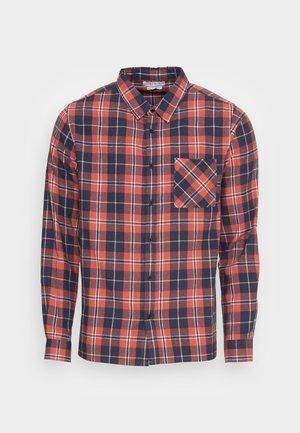 CHECK - Shirt - orange