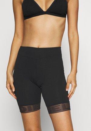 UFLB-FAUSTMESH - Pyjama bottoms - black