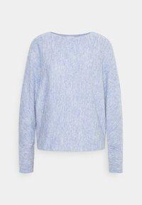 Opus - SEVI - Sweter - blue mood - 3